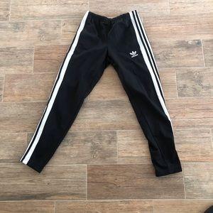 Adidas men's small tearaway pants